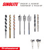 Wood working brad point drill, spade drill, auger bits forstner bit, exchangable hole saw professional