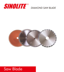 Diamond Saw Blades with cold-pressed, hot-pressed, brazed, laster-welded; cutting granite, marble, asphalt,refractiry
