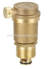 Air Vent Valve Brass Auto Air Vent