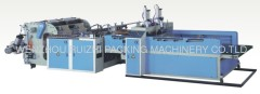 GDR-2×380 Full Automatic High Speed T-shirt Bag Making MAchine