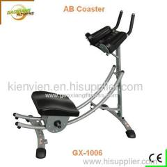 Home Fitness AB Coaster