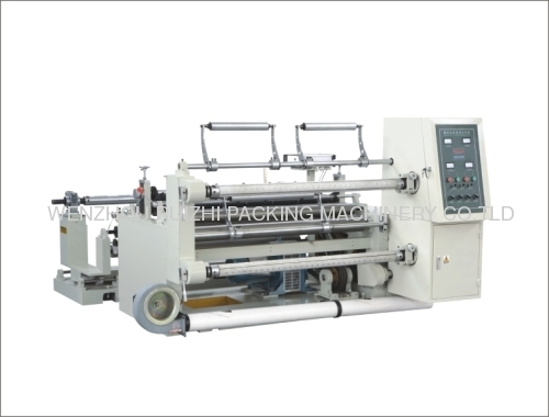 QFJ-H Series computer Control Horizontal Slitting and Rewinding Machine