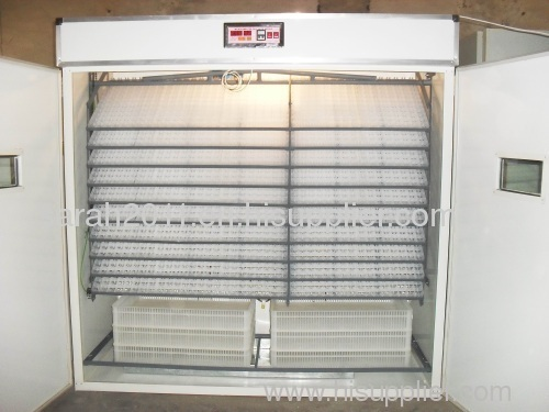 Full-automatic Egg Incubator and Hatcher