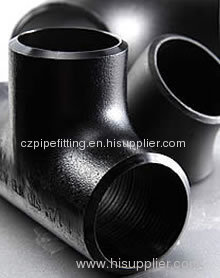 seamless steel pipe fitting/Elbow/Tee/Reducer/Cap/Bend