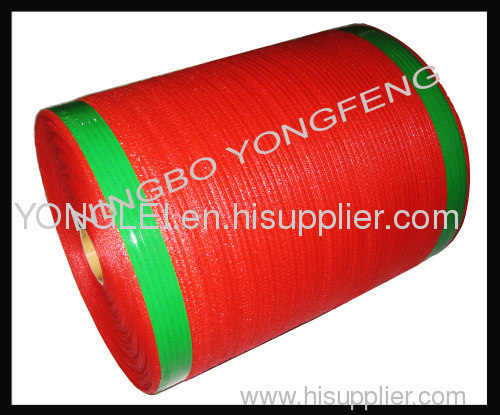 HDPE raschel bag in roll
