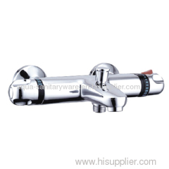 Thermostatic Wall Shower Mixer Taps