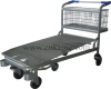 platbed shopping cart