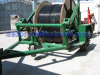 Cable trailer/cable drum table