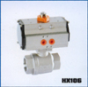 2pc Full Bore Valve with ISO5211 Direct Mounting Pad