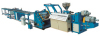 Plastic sheet processing machinery