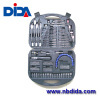 120 pc. Power Drill Bit Set with Blow Molded Case