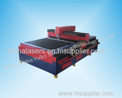 Small Scale Laser Metal Cutting Machine With CE