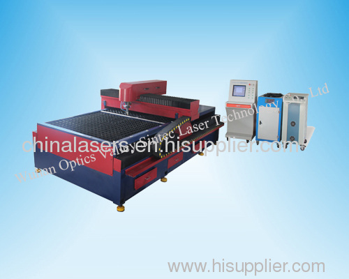 Stainless Steel Laser Metal Cutting Machine With CE