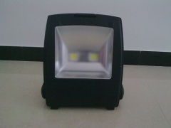 100W die-casting LED flood light with IP65