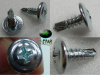 wafer head-2 self drilling screw