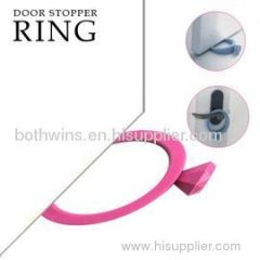 finger ring door stop