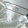 luxury silk pillow