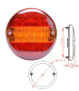 14CM Round Stop/Indicator Light
