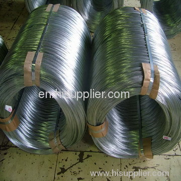 Electrol Galvanized or Cold Galvanized Wire