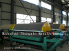 wet drum iron ore magnetic separator CT7515