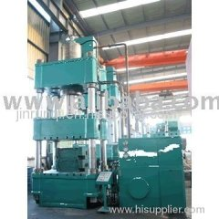 Rubbers Pressure Molding Machine