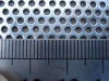 Perforated metal sheet for Heating equipment