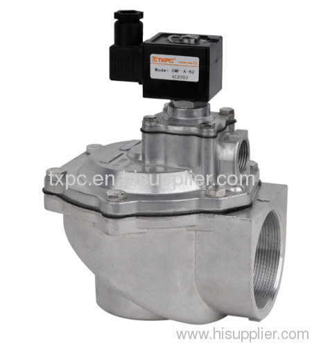 asco series pulse valve