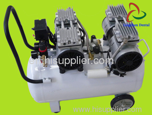supply dental air compressor silent, oilless