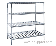 ZY72 Stainless Steel Goods Rack