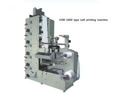 Soft type Label Printing Machine