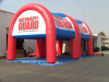 inflatable tent for advertisement made of 0.55mm coated PVC