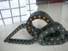 nylon cable drag carrier chain