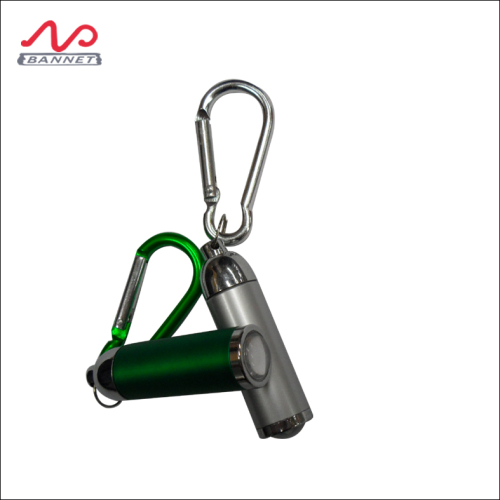 hot selling flexible LED mini key chains with key rings, best promotion&holiday gift