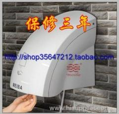 Manufacture Automatic sensor hand dryer Electric Hand Dryer Infrared hand dryer sensor hand dryer MB-5858
