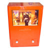 Cell Phone Charging Vending Machine With LCD Screen