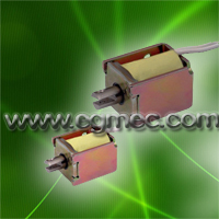 Application and choice of electromagnetic solenoids on the machine