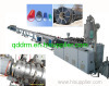 PE composite pipe production line