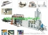PE single sheet extrusion line