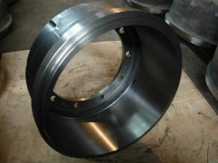 Benz M ercedes brake drums and wheel hubs