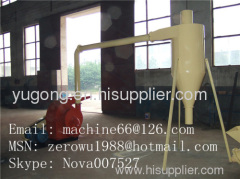 agriculture waste straw crusher