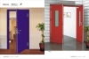 steel fire proof door