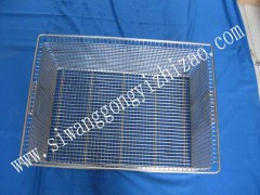 stainless steel 304 cleaning basket