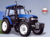 Agriculture tractor LZ804 with cab