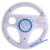 Steering Wheel for Wii Remote Mario Kart Racing Game(White)
