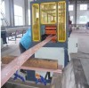 PVC and wood board production line