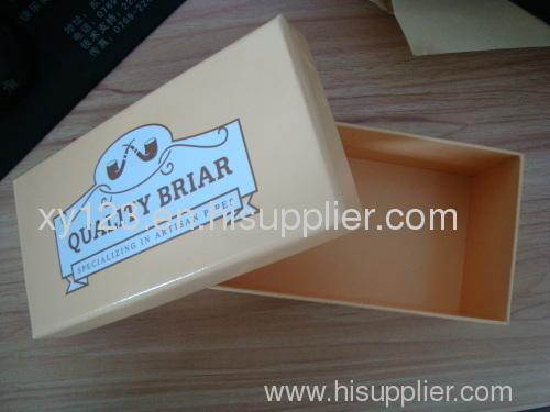 Cigar paper gift box / eyewear case/ color box