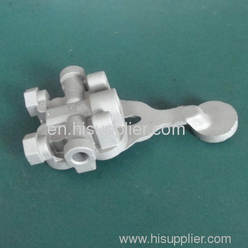 Connector-Aluminium die casting parts