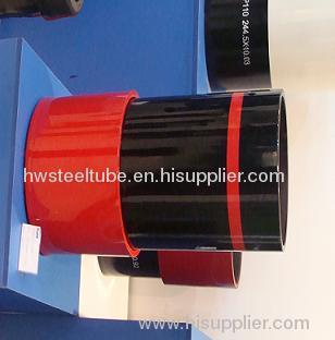 API 5L CT Seamless casing pipes