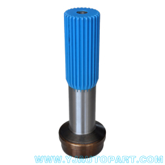Driveline components Spline shaft stub