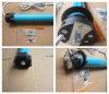 AC tubular motor for awnings ,rolling shutter